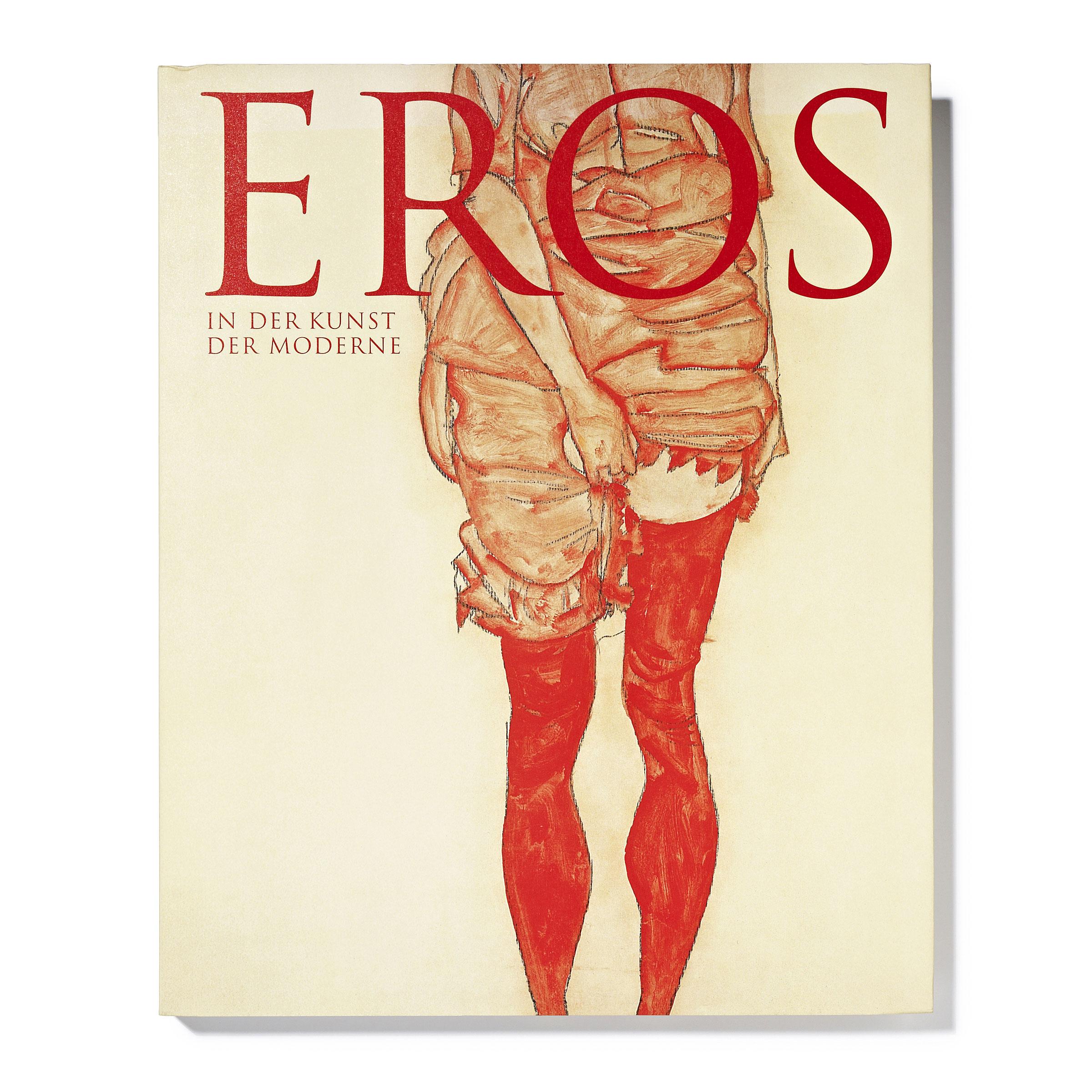 Eros in der Kunst der Moderne, gebunden, Deutsch | Fondation Beyeler ...