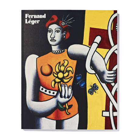 Fernand Léger<br>Paris - New York