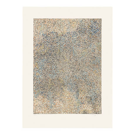 Mark Tobey<br>The Passing, 1971