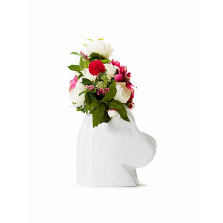 Jeff Koons<br>Split-Rocker Vase, 2012