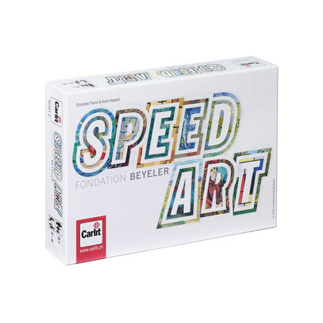 Kartenspiel 'Speed Art'