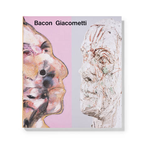 Bacon-Giacometti, DEUTSCH