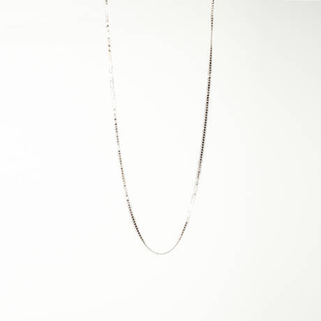 Necklace - Bronze, silver